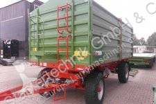 Pronar T 680 used monocoque dump trailer
