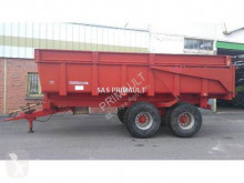 Gilibert RE150 used monocoque dump trailer