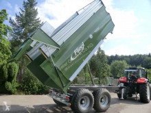 Fliegl monocoque dump trailer TMK 160 FOX 25m³