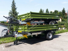 Fliegl monocoque dump trailer EDK 50 FOX