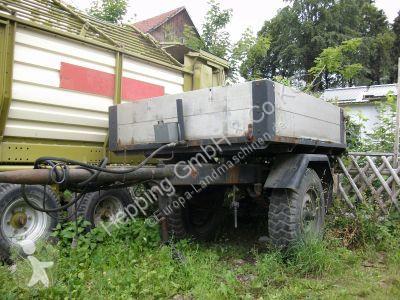 Ver las fotos Remolque agrícola nc Einachsdreiseitenkipper U