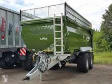 Fliegl monocoque dump trailer TMK 190 FOX 27m³