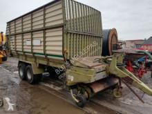 poľnohospodársky náves Samozberací voz ojazdený