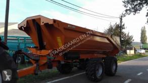 Remolque agrícola remolque para trasbordo Rolland TP180
