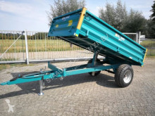 Remorque agricole remorque de transbordement Rolland BH3