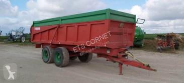 Landbrugsvogn påhængsvogn/anhænger med sidefjæl nc Promodis CP 150