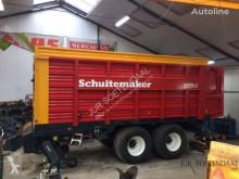 Monokok gövdeli damper tarım Schuitemaker Rapide 660