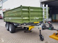 Remolque agrícola Fliegl TDK 80 A-88 VR FOX Tandem volquete monocasco usado