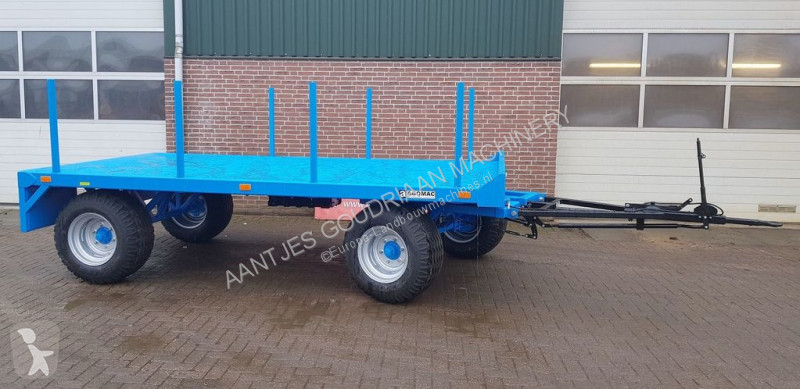 Ver las fotos Remolque agrícola nc Agomac schamelbakkenwagen neuf