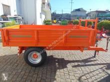 Mezőgazdasági pótkocsi Metalurgica da Agra új egyterű konténer