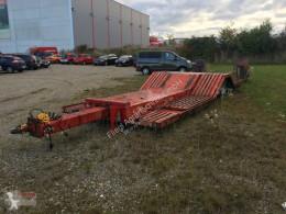 Fliegl SDAH Plattform farming trailer