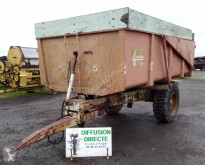 Legras benne agricole sp 8t farming trailer used