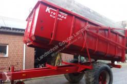 Remolque agrícola Krampe EWK 8 Volquete agrícola usado