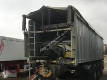 Remolque agrícola remolque con descarga por empuje Fliegl Gigant ASW 391