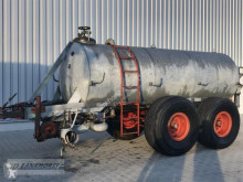 Remolque agrícola nc Garant Tandem 7cbm usado