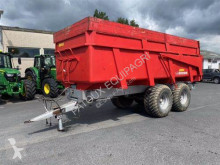 Brimont BB 14 B used monocoque dump trailer