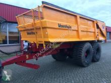 Remolque agrícola Veenhuis JVK13000 remolque para trasbordo usado
