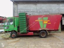 remolque agrícola Remolque distribuidor usado