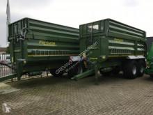 Remorque agricole benne à ridelle Fortuna FTM 200/7,5