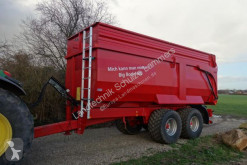 Landbrugscontainer/ladvogn Krampe Big Body 600