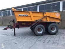 Самосвално селскостопанско ремарке Veenhuis