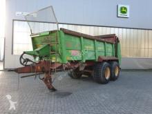 remolque agrícola Strautmann