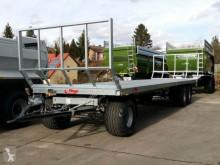 Fliegl DPW 180 B mit BPW-Achsen gebrauchter Futterverteilwagen