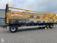 remolque agrícola Wielton WT 18 T Ballentransportwagen ***NEU***