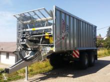 Fliegl ASW 271 C FOX 35m³ starr farming trailer
