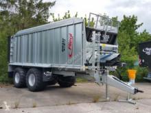 Fliegl ASW 281 FOX 43 m³ BOOGIE-SB farming trailer