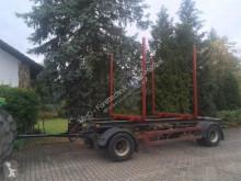 Monocoque-Kipper landwirtschaftlich Kurzholzanhänger