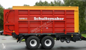 Schuitemaker RAPIDE 580S used Self loading wagon