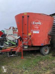 remolque agrícola Remolque distribuidor Kuhn