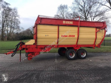 Krone Turbo 3500 Remorque autochargeuse occasion