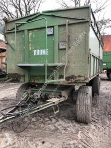 مقطورة زراعية Krone DK240/18
