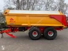 Rimorchio ribaltabile monoasse Mullie 24 ton gronddumper
