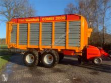 Remolque agrícola Remolque autocargador Veenhuis combi 2000