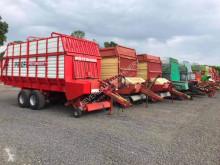 مقطورة زراعية Diverse opraapwagen ladewagen مقطورة ذاتية التحميل مستعمل