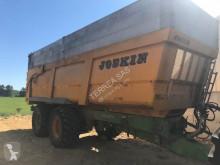 Remorque agricole benne à ridelle Joskin 7500/25BC150