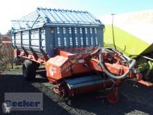 Mengele Self loading wagon Garant 432