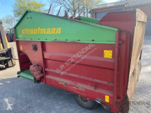 Remorque autochargeuse Strautmann zelfladende blokkenwagen
