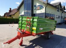 Remolque agrícola Pronar T654 Remolque distribuidor usado