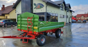 Pronar T672 used Distribution trailer