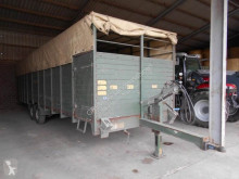 remorque agricole Fortuna Tandem VT 750/ 9.0/ 40 km/h