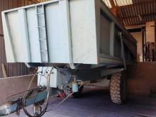 poľnohospodársky náves valník s bočnicami ojazdený