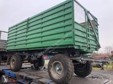remorque agricole Fortschritt HW80 Schwerhäckselaufbau