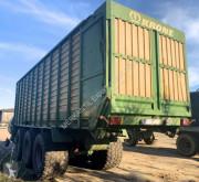 remolque agrícola Krone ZX 550 - GL