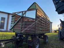 remorque agricole Fortschritt HW 60 Schwerhäckselaufbau