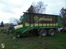 poľnohospodársky náves Krone ZX 450 GL