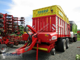 Pöttinger Torro 4500 L used push-off trailer